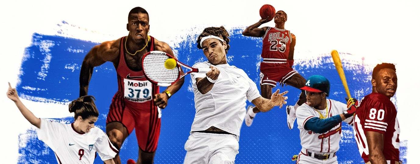 Athletes Cover Image